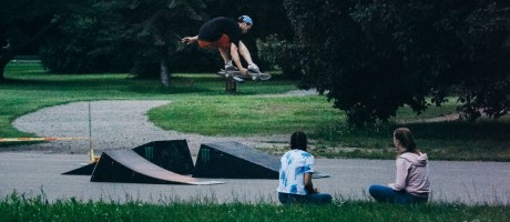 Images from skate sessions