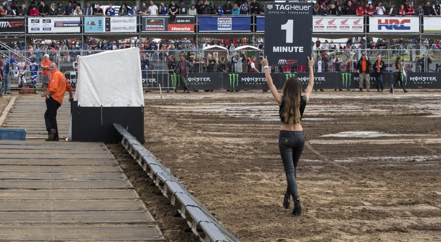 Monster Energy girls from the 2017 Grand Prix of Belgium