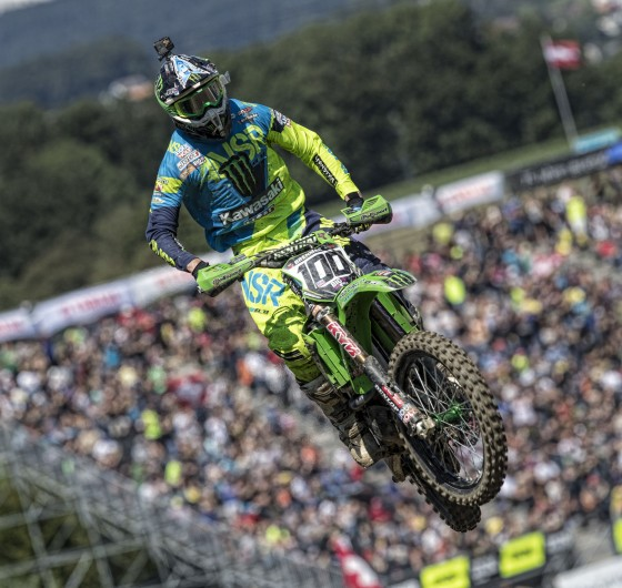 Tommy Searle at the 2017 Grand Prix of Switzerland