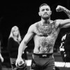 Conor McGregor open workouts before UFC 2015 in New York, NY