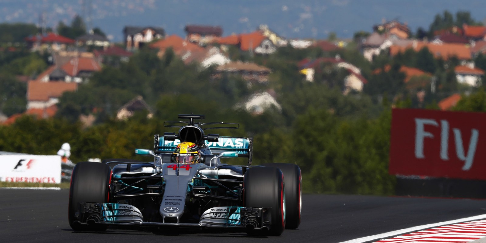 Qualifying images from the 2017 Hungarian Grand Prix