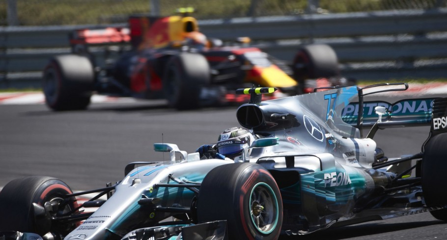 Sunday images from the Hungarian Grand Prix