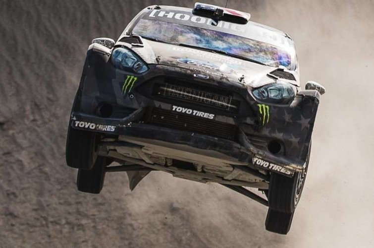 Ken Block Pennzoil Synthetics & KEN BLOCK'S Terrakhana The Ultimate Dirt Playground; Swing Arm City, Utah
