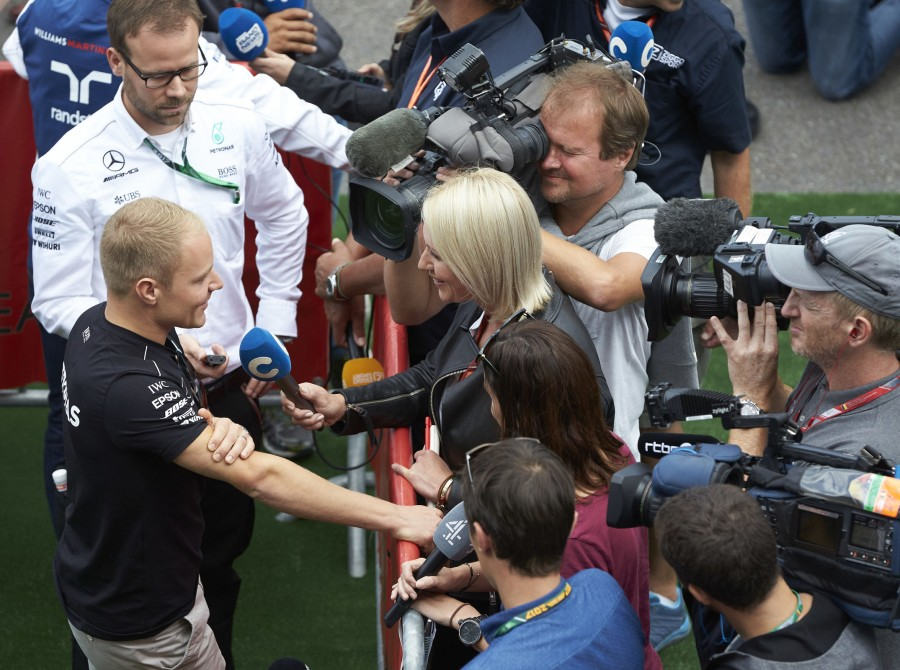 Friday images from the 2017 Belgian Grand Prix