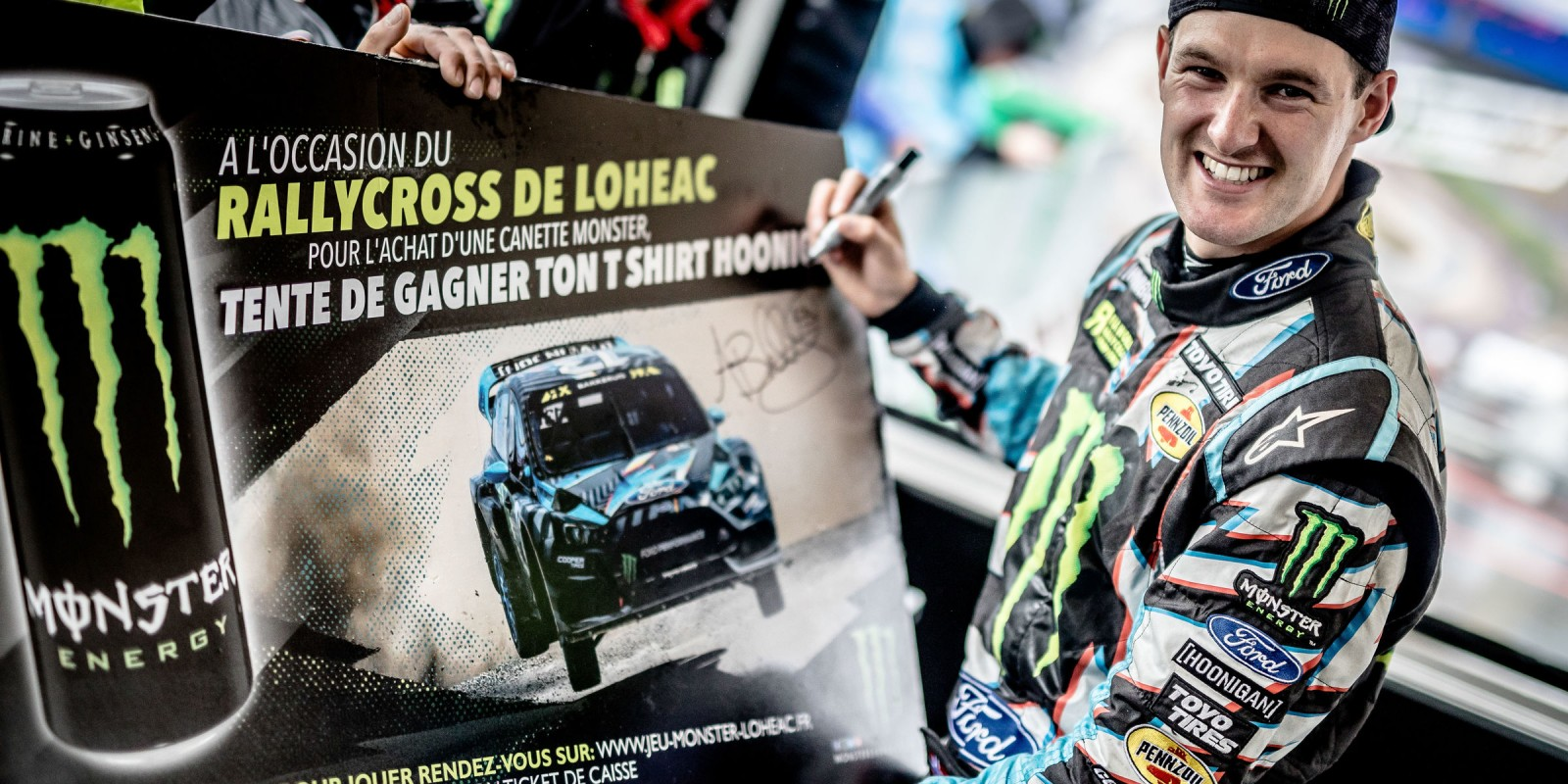 Sunday images from the 2017 World RX of France