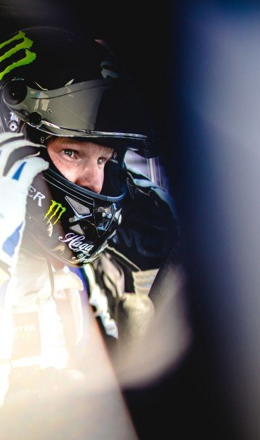 Friday images from the 2017 World RX of Sweden