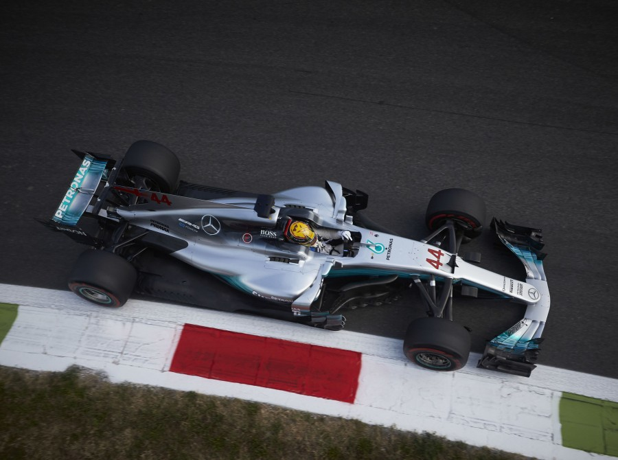 Friday images from the 2017 Italian Grand Prix