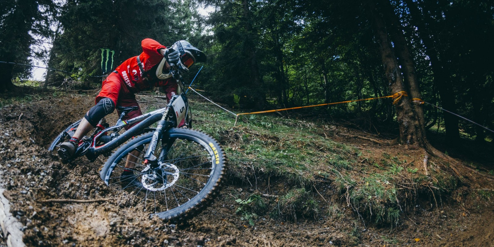 4th race of Unior DH Cup in Slovenia