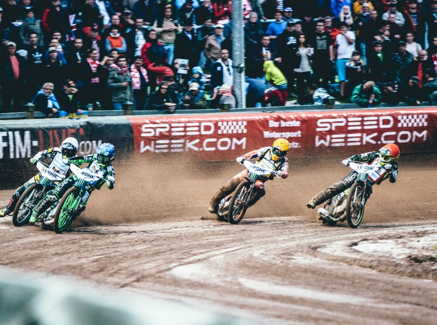 Images from Round 8 of the 2017 Speedway Grand Prix series