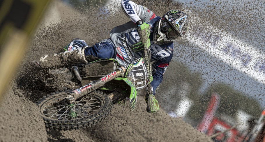 Tommy Searle at the 2017 Grand Prix of the Netherlands