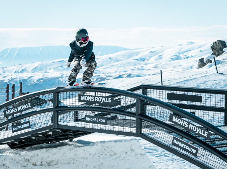 Winter Games NZ at Cardrona.