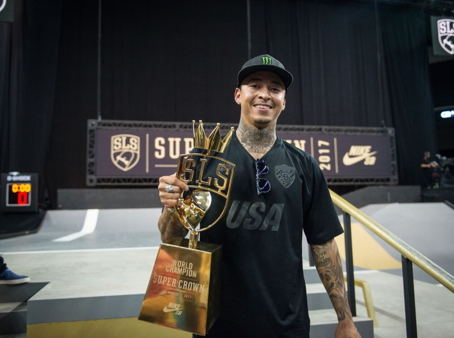 Image from the Street League Series Supercrown