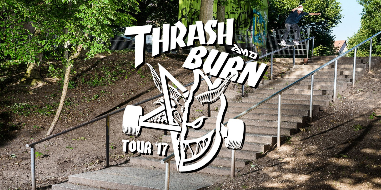 2017 Skate Thrasher Burn Hero Image