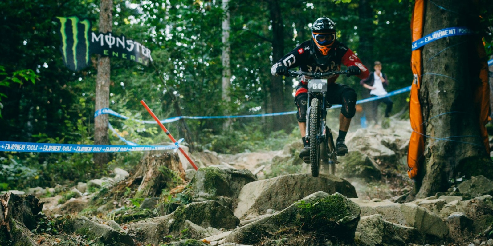 The last race of slovenian DH cup was held on 1.10. in Maribor.