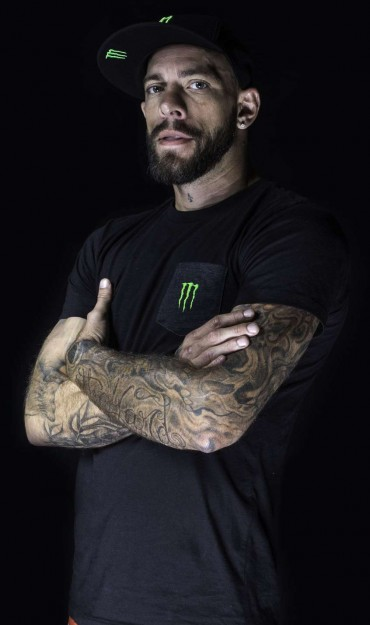 Monster Energy Scheduled Photoshoot for Joe Schilling taken at San Jose, CA