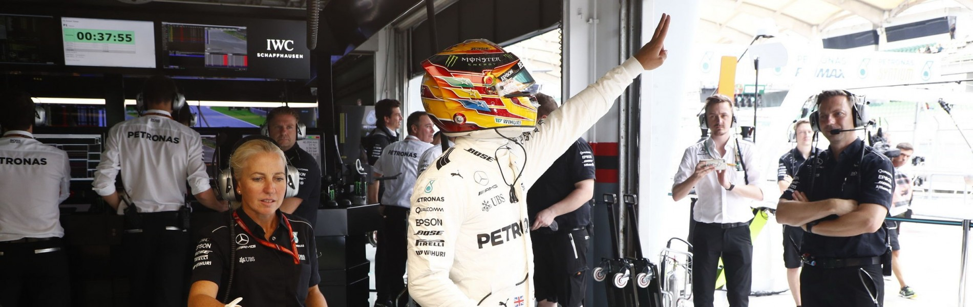 Friday images from the 2017 Malaysian Grand Prix