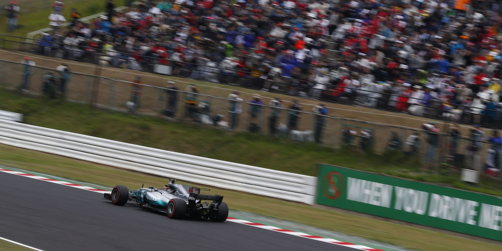 Friday images from the 2017 Japanese Grand Prix