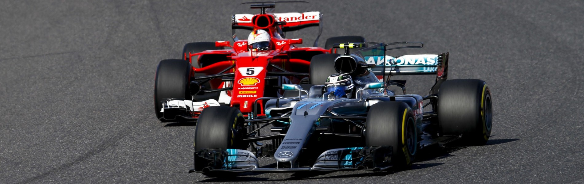 Sunday images from the 2017 Japanese Grand Prix