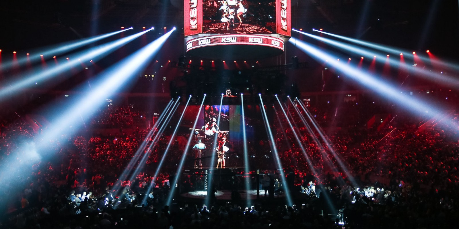 KSW MMA events in Poland - general ambient pictures from 2016 events