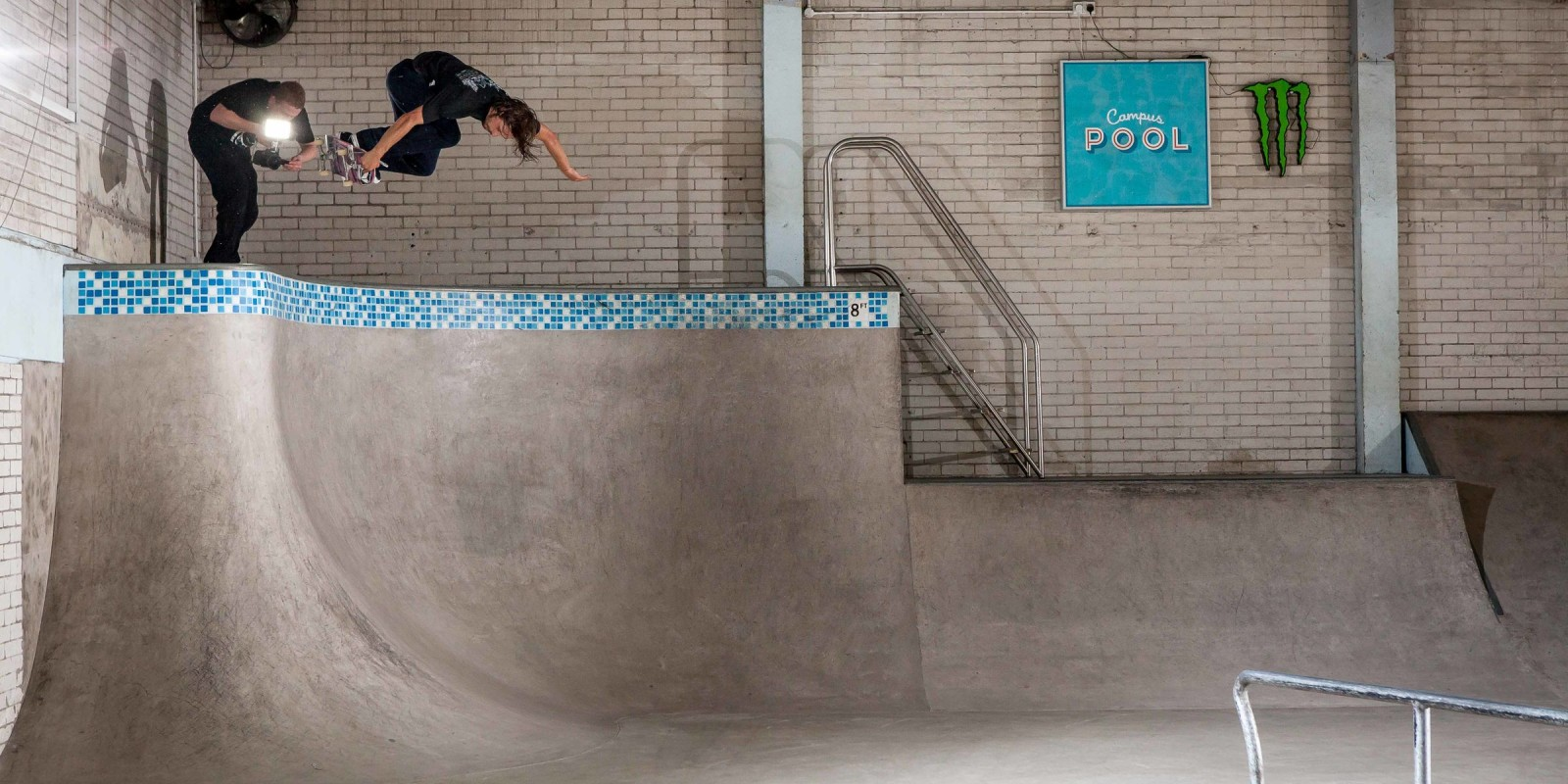Photos from the Volcom Campus Lock In Sessions that we sponsor