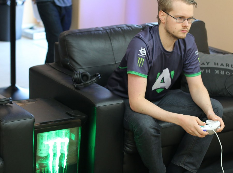 Armada from Alliance at the Smash Summit 2017