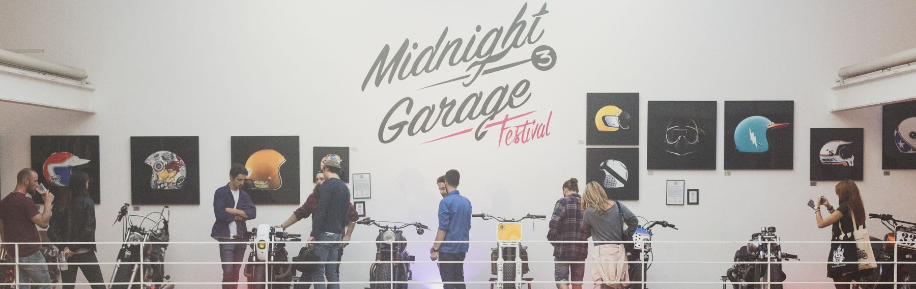 Event ambiance pics during Midnight Garage Festival 2017 in Paris