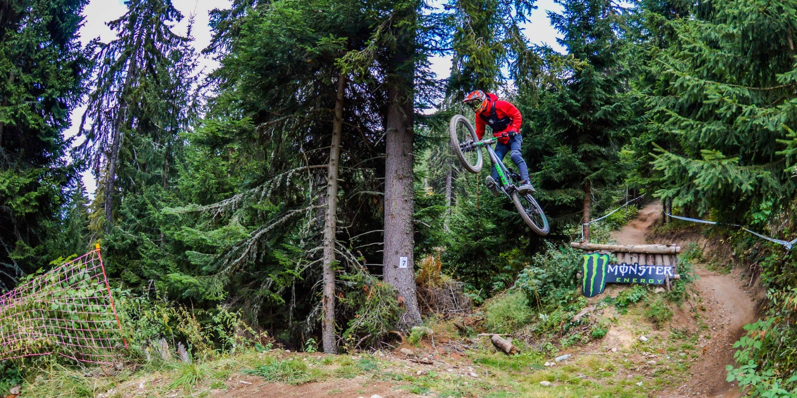 Borovets Open Cup was a UCI class 1 MTB event sponsored by ME. Hristian Antonov