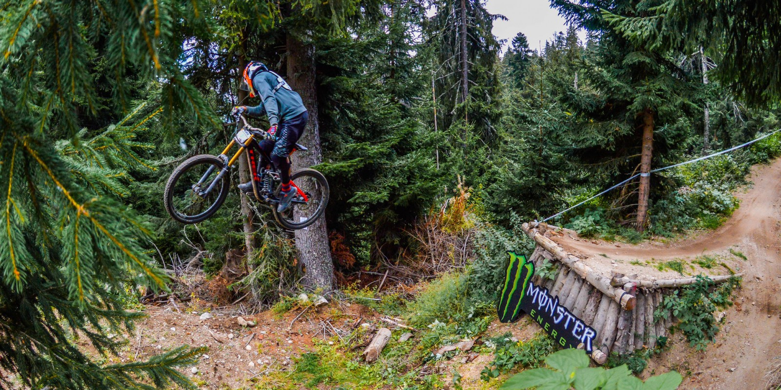 Borovets Open Cup was a UCI class 1 MTB event sponsored by ME. Boris Zahariev