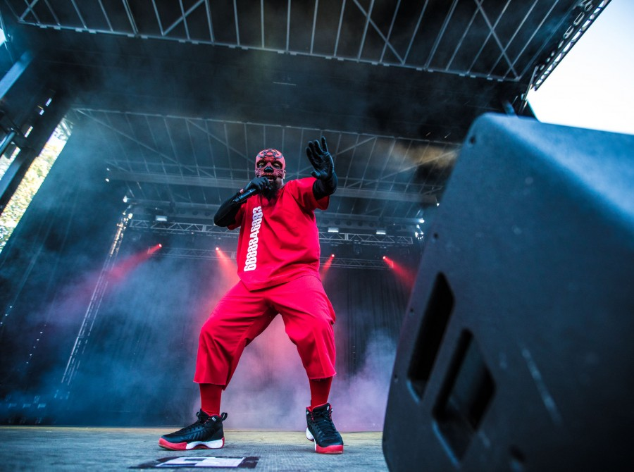 Tech N9ne at 2017 Aftershock, Sacramento