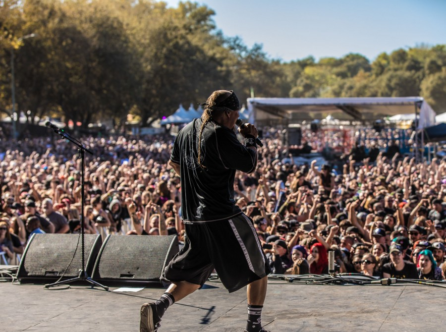 Suicidal Tendencies at Aftershock Festival 2017 in Sacramento, CA