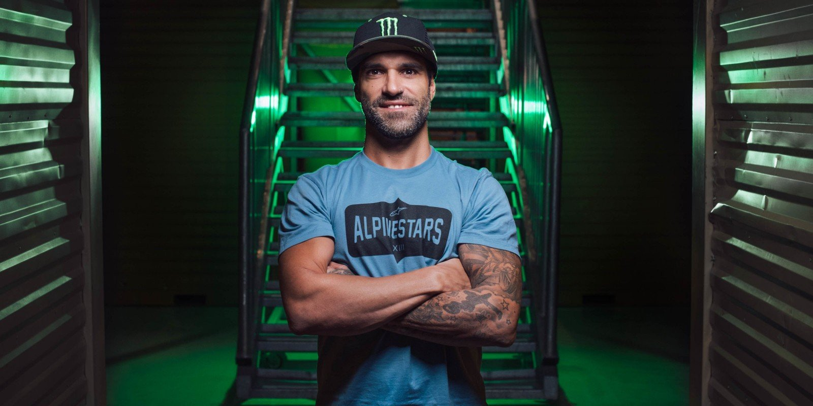 Edgar Torronteras at Masters of Dirt in Graz 2017.