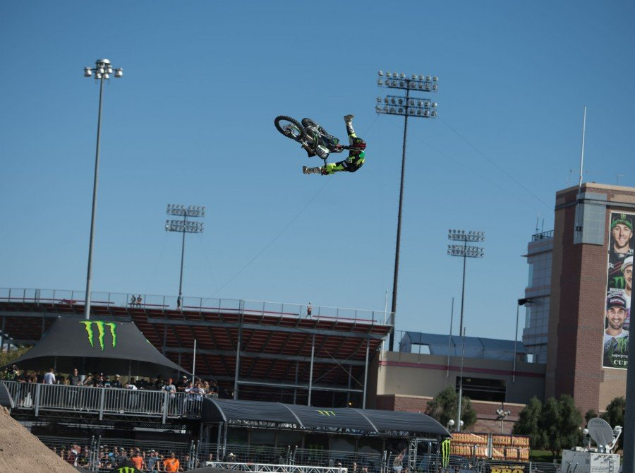 Images from Monster Energy Cup 2017 in Las Vegas, Nevada