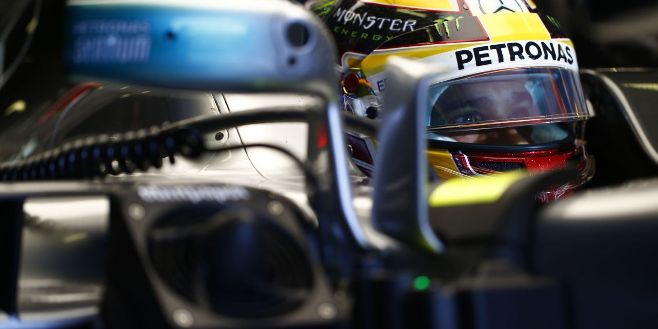 Qualifying images from the 2017 Australian Grand Prix