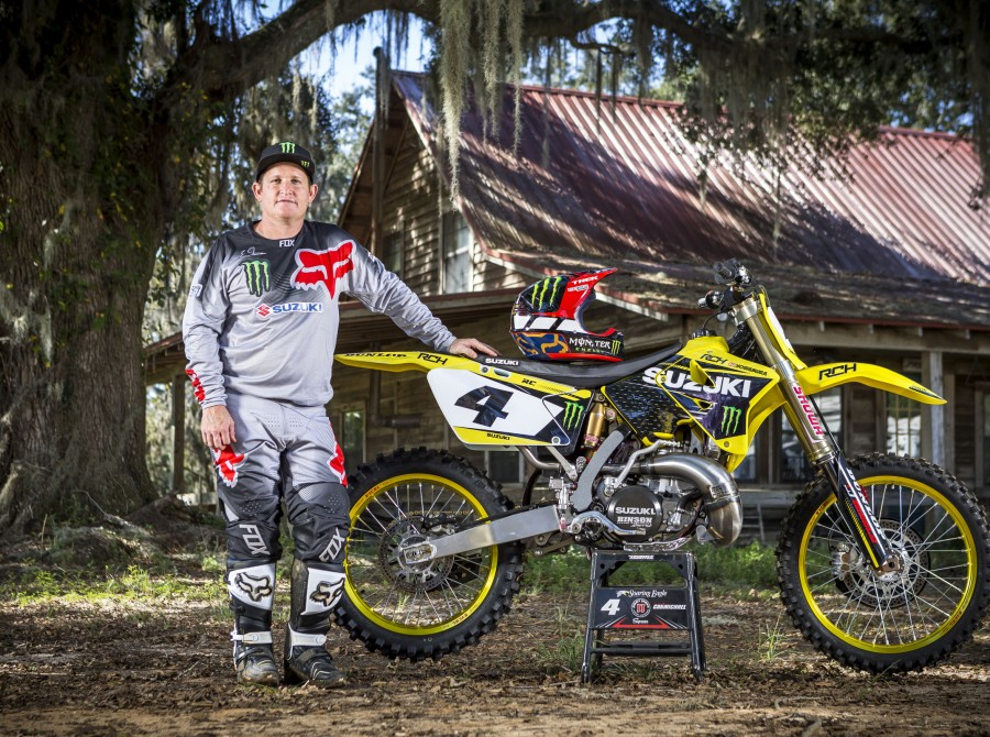 Photos from Goat Farm 2 shot of Ricky Carmichael
