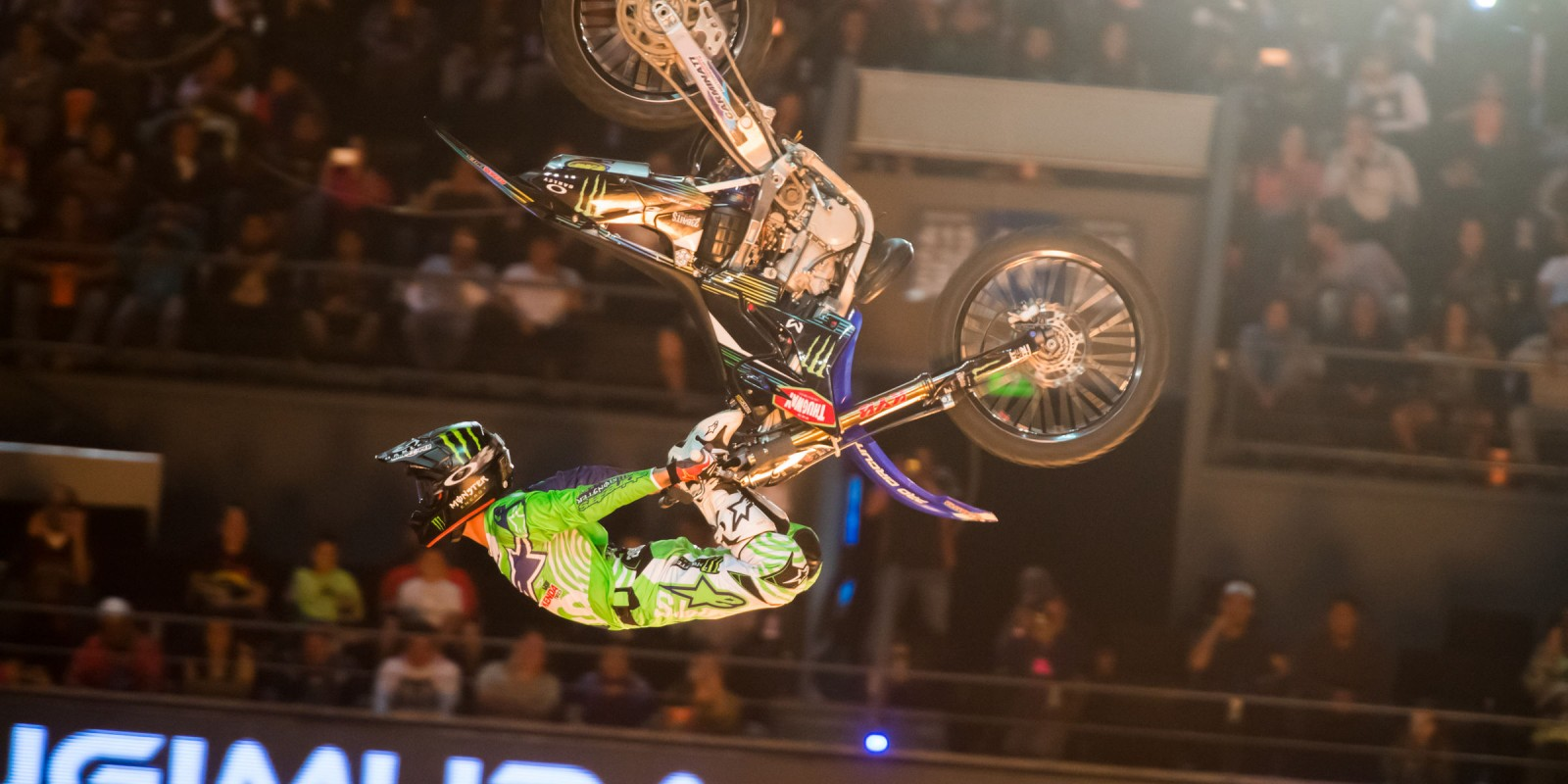 FMX Competition XPilots by Monster Energy held in Mexico City
