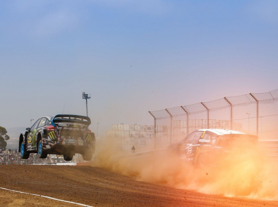 Saturday images from the 2017 World RX of South Africa