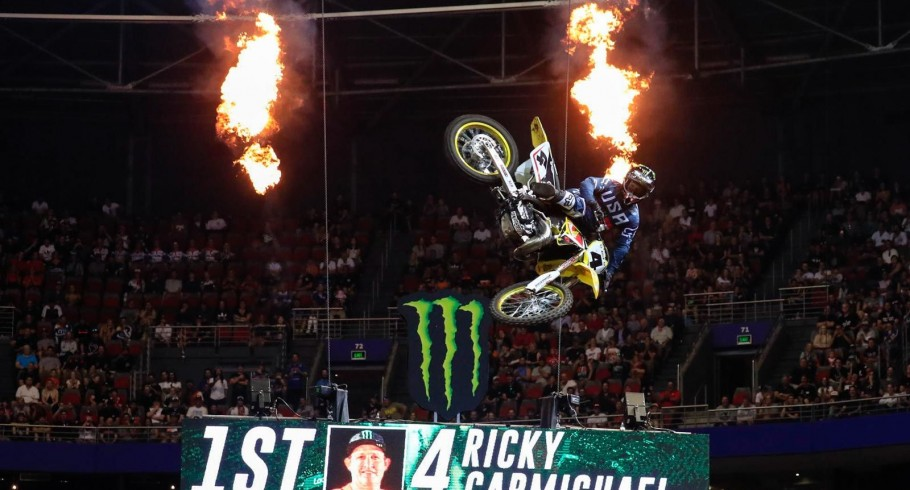 Monster Energy AUS-X Open