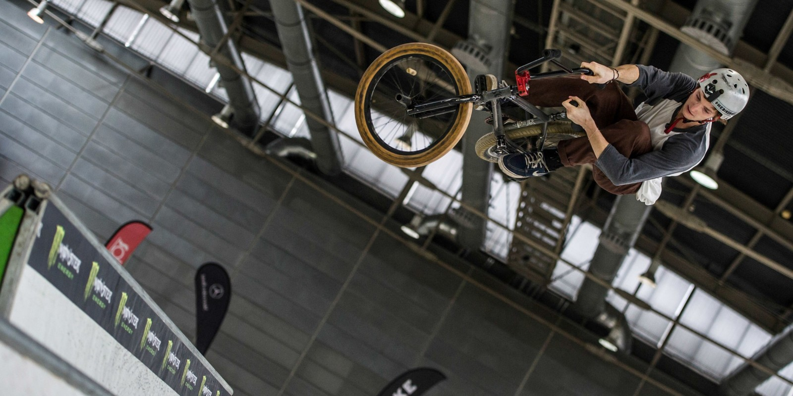 MERCEDES-BENZ GRAND BMX 2017 Czech BMX park championship in Brno