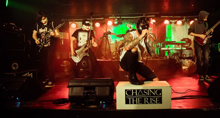 Images from Chasing The Rise performance