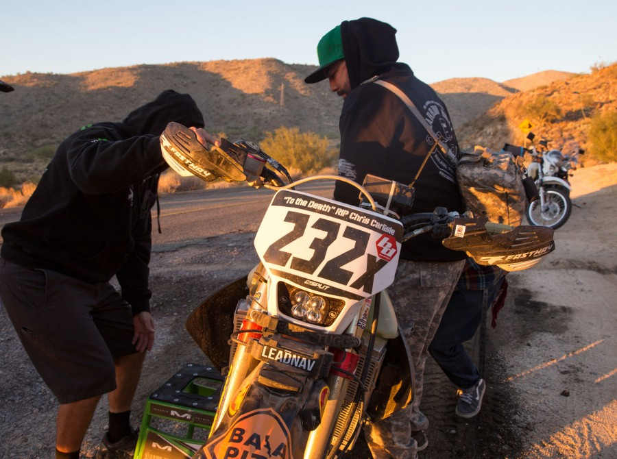 On 16 Nov 2017, the Warrior Built Foundation took on the hardest off road race in the world, the 50th Anniversary of the Baja 1000.
