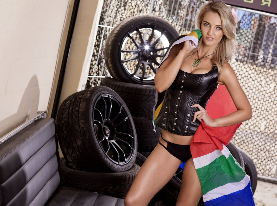 Monster Girl Photoshoot at Cape Town RX