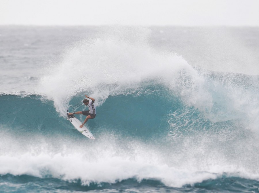 Conner Coffin Wins Vans World Cup of Surfing