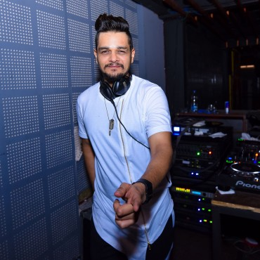 DJ Ravish. Influencer; not on contract.  Contracted through our agency Marketing Mindz for India