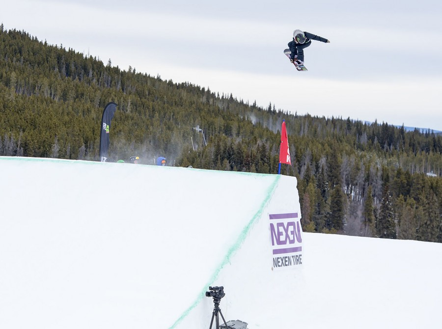 Reigning Olympic gold medalist Jamie Anderson has always had success at Dew Tour events, and her Saturday second-place finish in the women's slopestyle snowboarding final in Breckenridge, Colorado