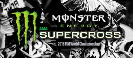 2018 Web Events 2018 Supercross Event Hero
