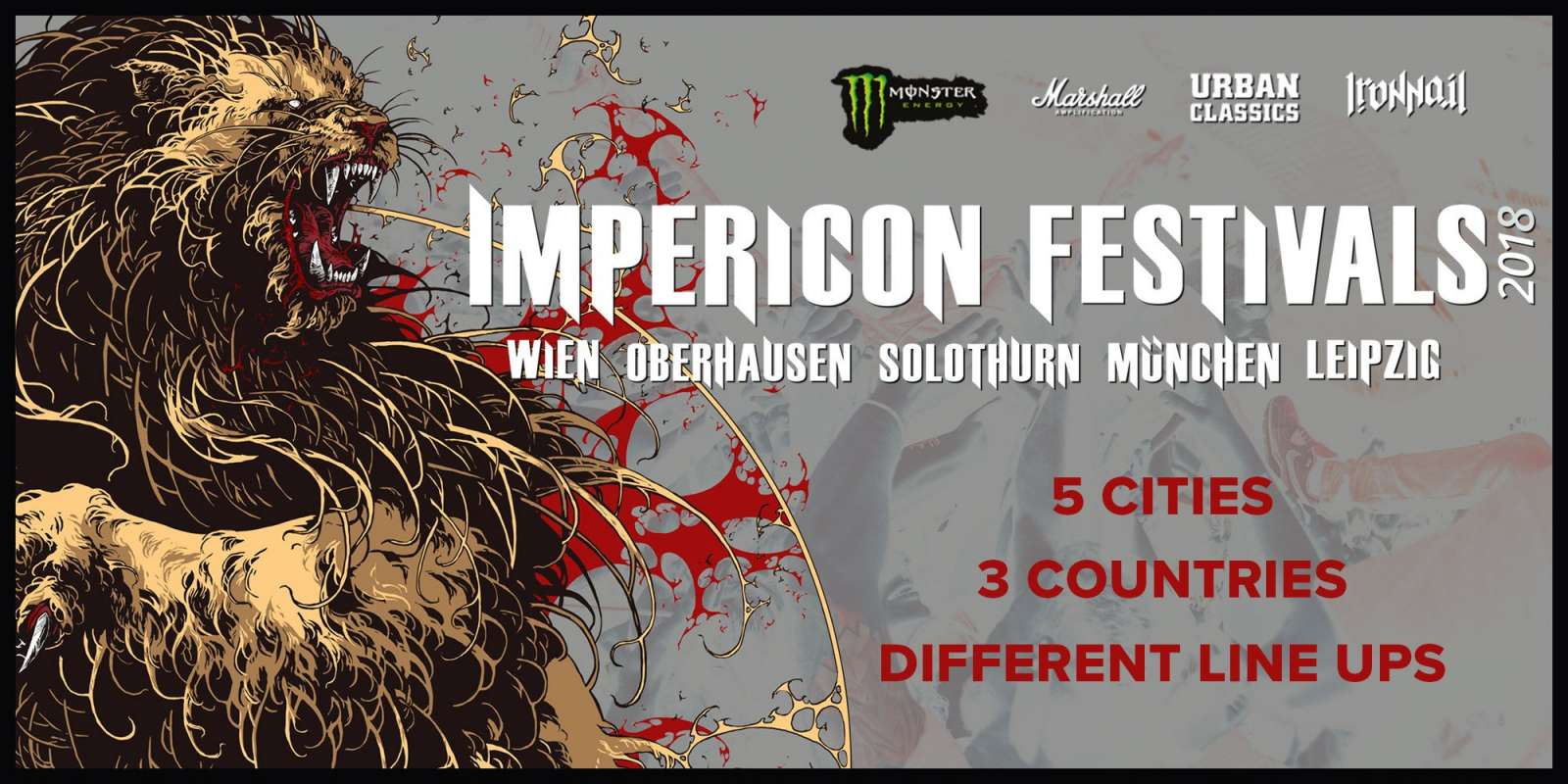 2018 Web Events Impericon Music Festival Images