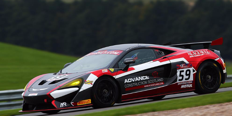 akhil rabindra: the only indian to enter in british gt championship