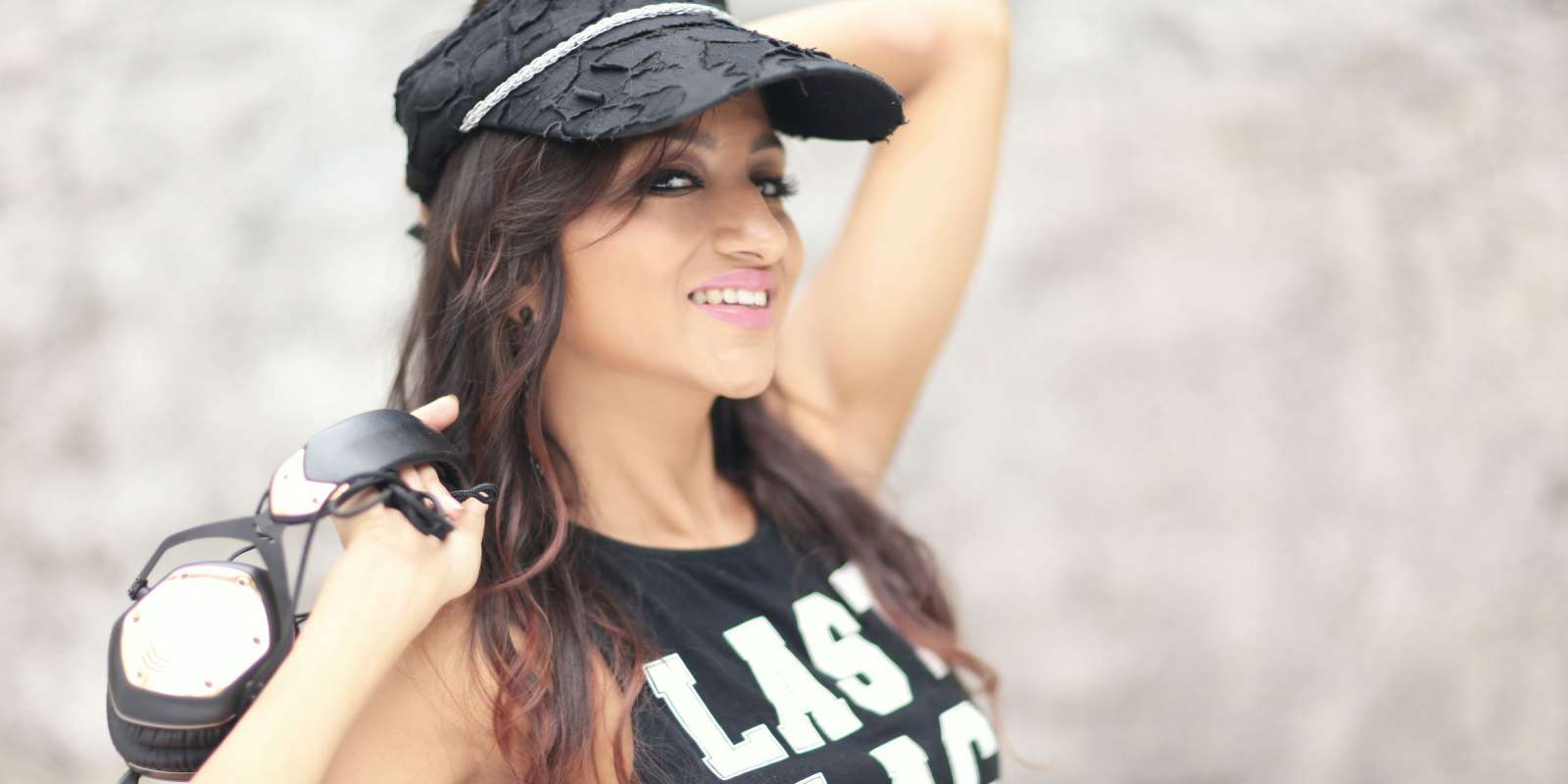 DJ Shireen. India.  Marketing influencer contracted with our agency Marketing Mindz