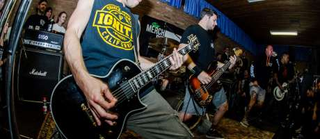 Terror live images provided by band
