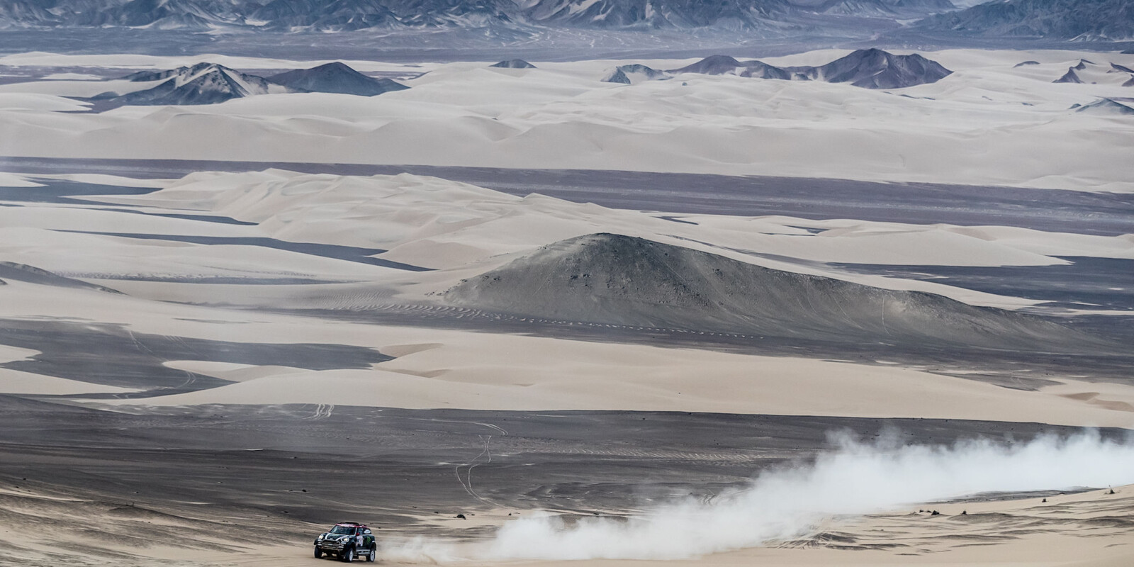 Week 1 images of Nani Roma from the 2018 Dakar Rally
